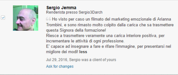 marketing arredamento recensioni